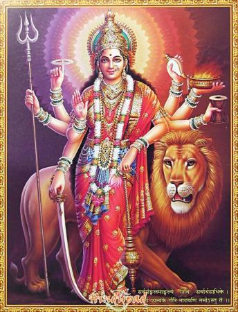 Goddess-Durga-Devi