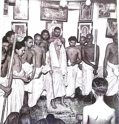 Pithru Karyam in foreign land – Sage of Kanchi