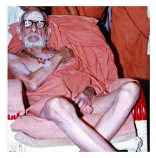 Periyava_canvas_chair
