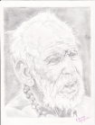 47 Mahaperiyava Different Look Pencil Sketch 28072015