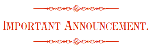 important-announcement-a