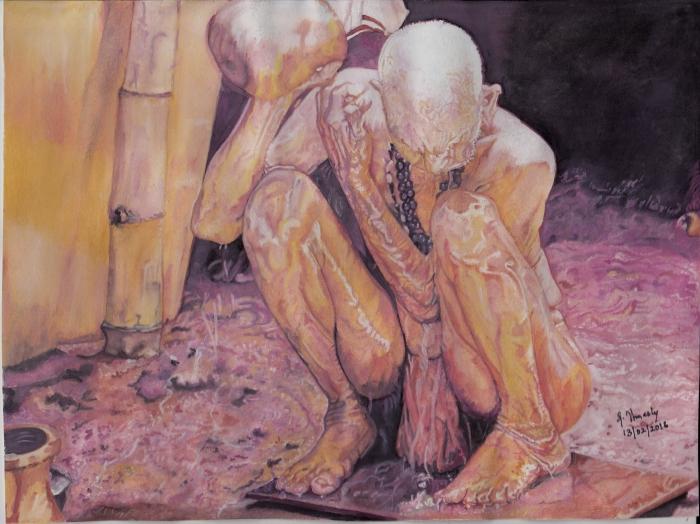 52 Mahaperiyava Snanam Umesh