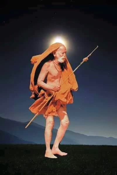 Periyava_walking_logo
