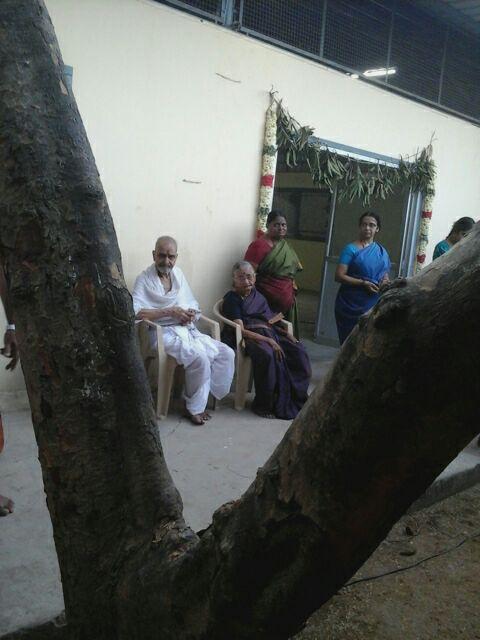 Sri Bala Periyava Poorvashrama Parents