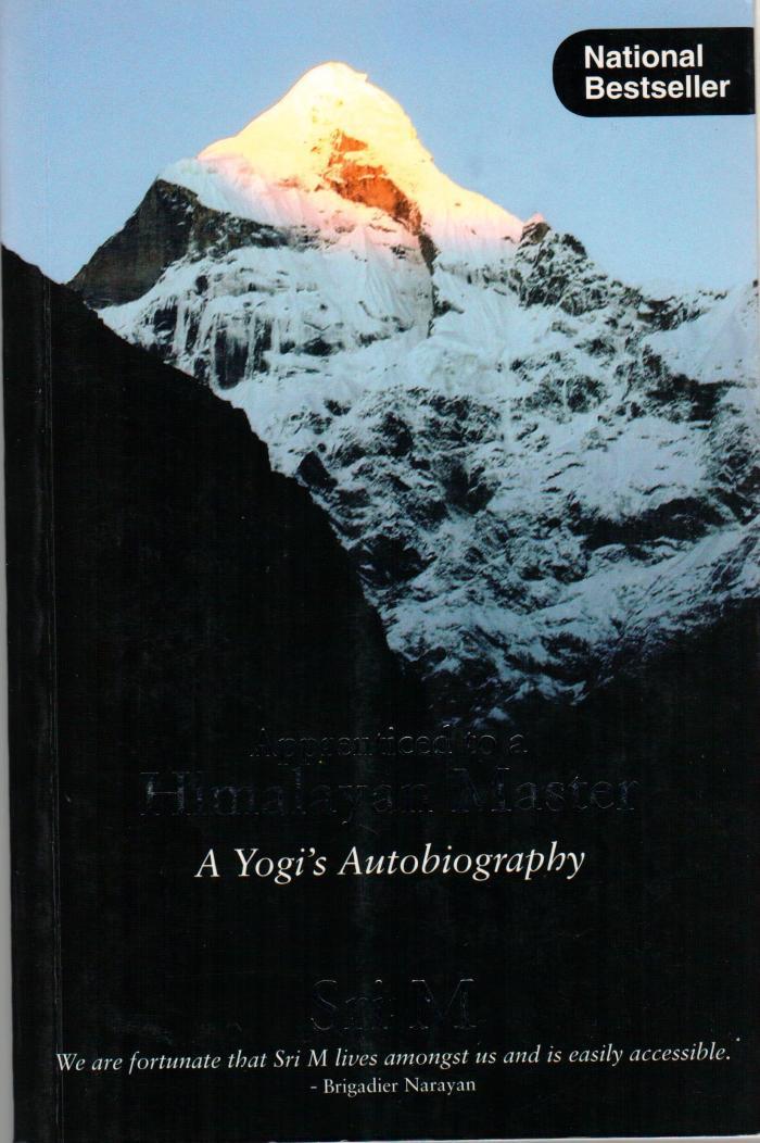 Sri M Book Cover