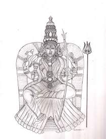 ambal_drawing_sudhan_drawing_sudhan