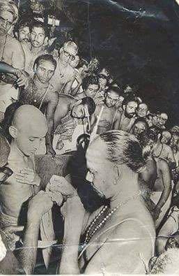 HH Bala Periyava Peetarohana Jayanthi