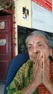 Dr Sadhana Rao Thanking