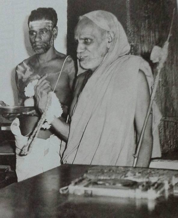 Sri Thyagaraja Sastrigal_with_Periyava.jpg