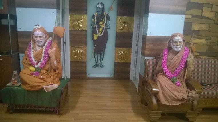 Three Periyavas Darsanam