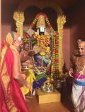 Pudhu Periyava and Perumal