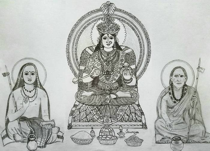 annapoorni-drawing-by-sowmya