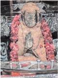 63-mahaperiyava-in-brindavan-santhanakappu-with-padukai-31122016