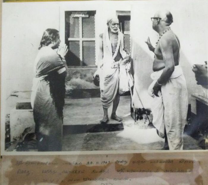 Periyava Rare Photo from 1963.jpeg