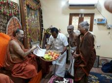 Cauvery Pushkaram minister1