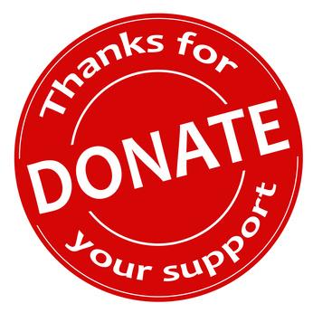 Donate-label