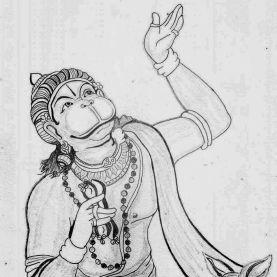 Hanuman-sudhan